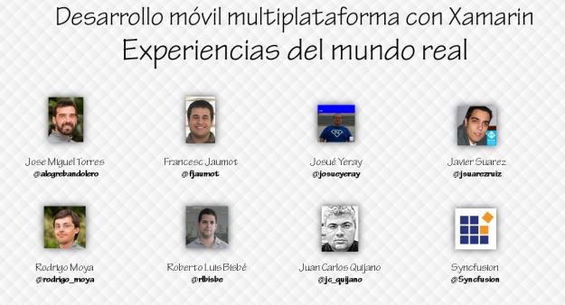 Desarrollo móvil multiplataforma con Xamarin