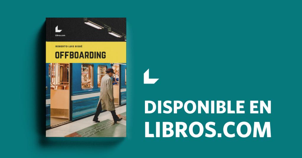 Cartel publicitario de Offboarding